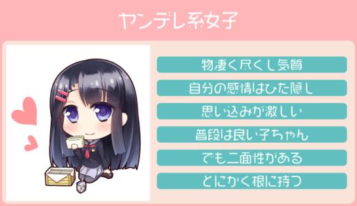 【診断結果】ヤンデレ系女子