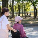 車椅子の母の介護のために結婚を諦めるか悩んでいる女性の話